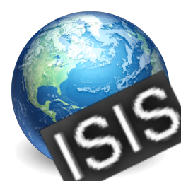Isis Web for HP Touchpad Logo