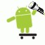 Android Flashlight Logo