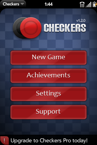 Checkers Beta Screenshot 0