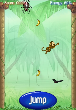 MonkeyJump Screenshot 0