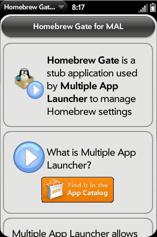 Homebrew Gate Screenshot 0