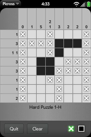 Picross Demo Screenshot 0