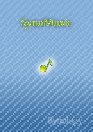 synoMusic Screenshot 0