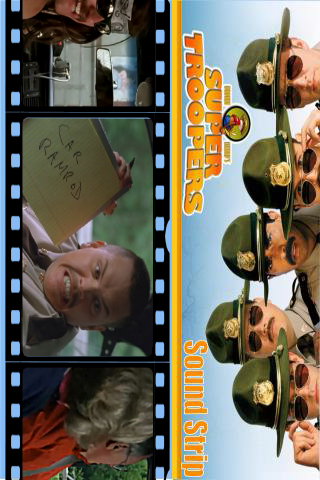 Super Troopers SoundStrip Screenshot 0