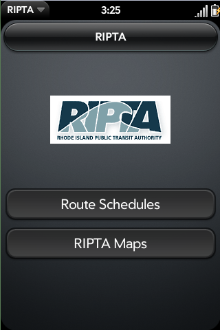RIPTA - Rhode Island Public Transit Authority Screenshot 0