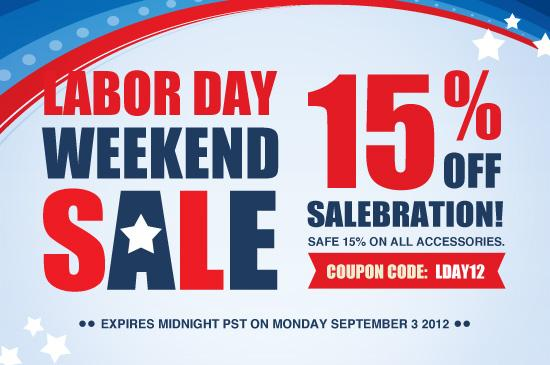 labor day weekend sale save 15 on all pre and touchpad accessories at the webos nation store. Black Bedroom Furniture Sets. Home Design Ideas