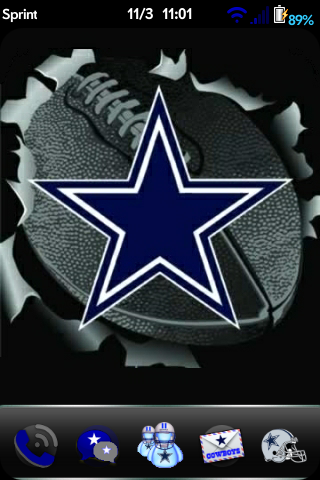 Dallas Cowboys Webos Nation