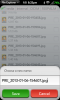 File Manager - rename