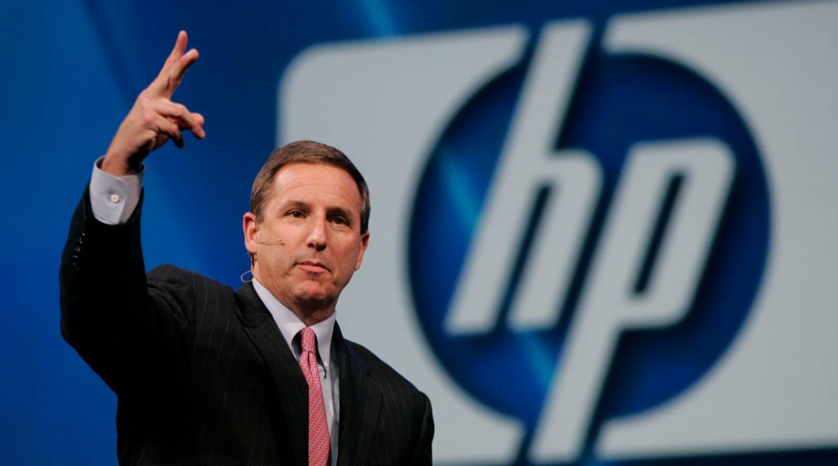 Steve Jobs tried to protect HP and Mark Hurd to prevent everything that happened