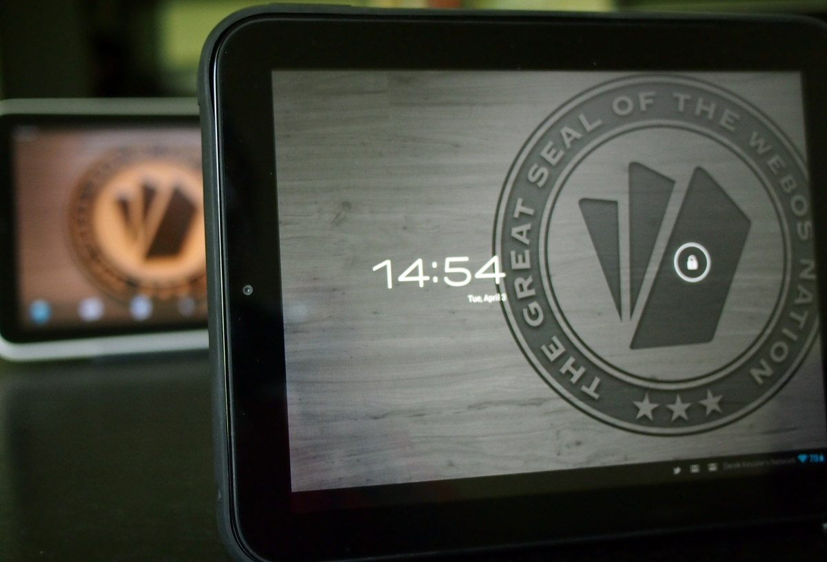 HP moving to Android for tablets and smartphones