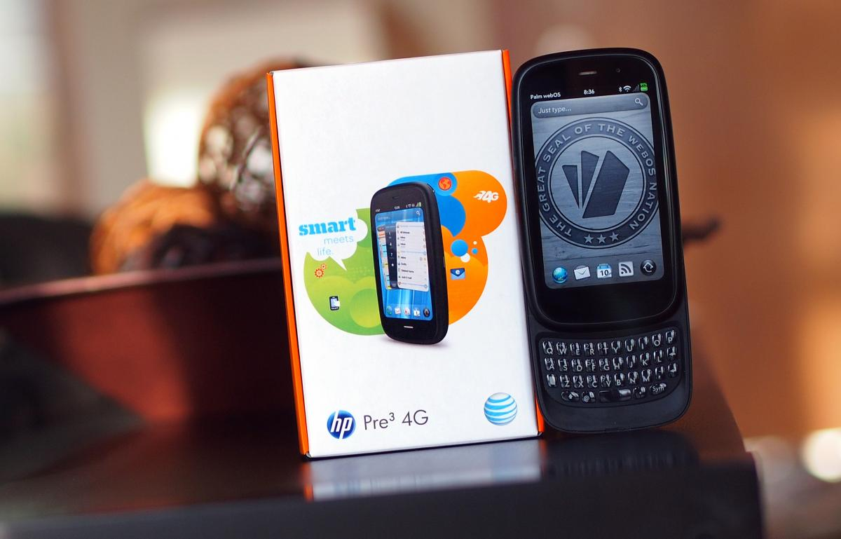 Here are four winners, of AT&T Pre3s; webOS haiku