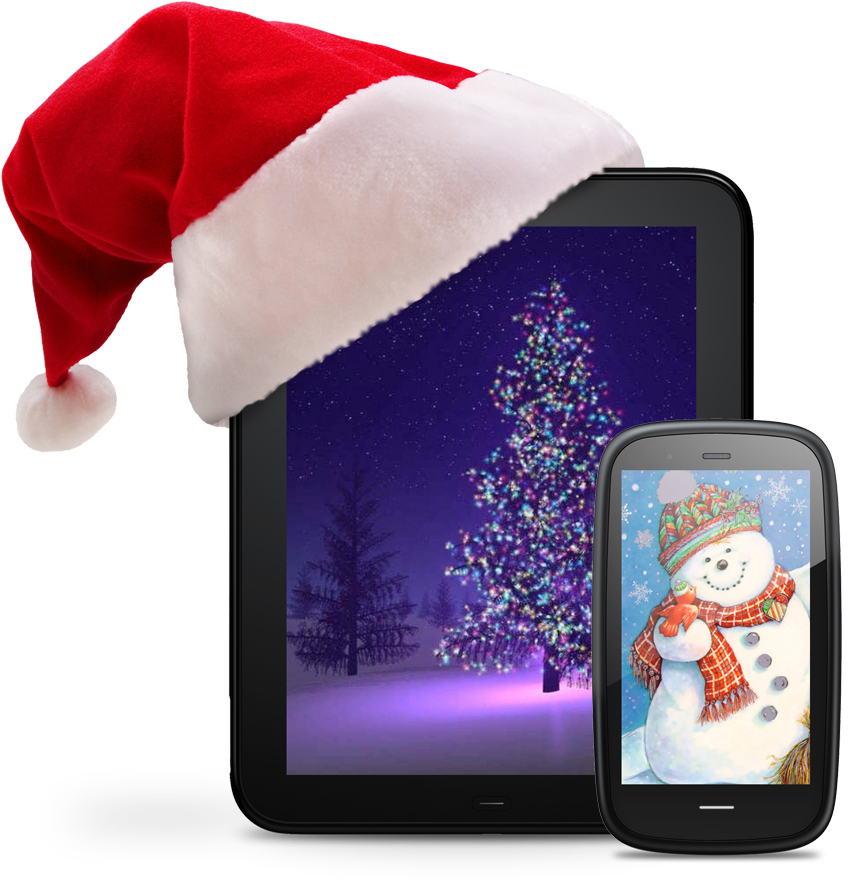 Merry Christmas and Happy Holidays from webOS Nation