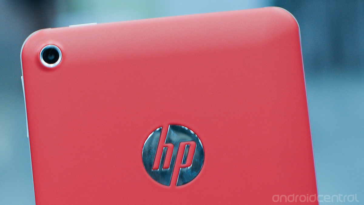 HP announces new HP Slate 7 tablet; the damn thing runs Android