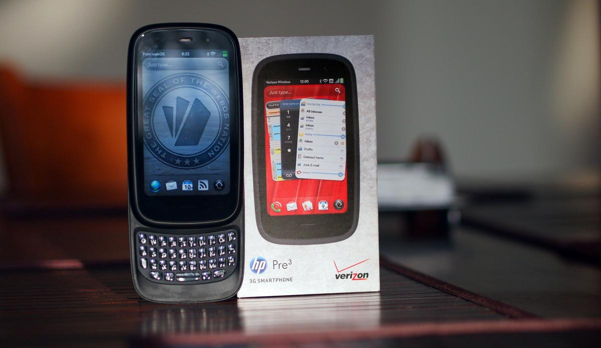 The Great webOS Nation Giveaway: 60 seconds for a Verizon Pre3