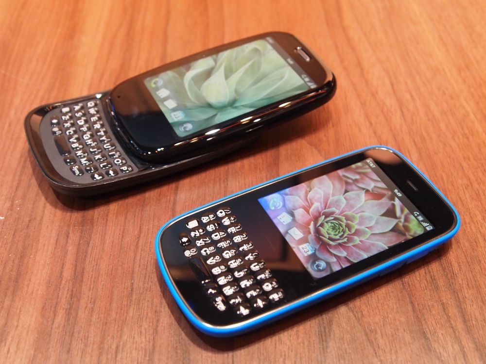 AT&T Palm Pre Plus and Palm Pixi Plus: First Hands-on ...