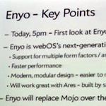 Enyo framework preview