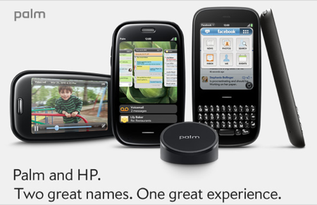 HP and Palm promise new generation of webOS devices