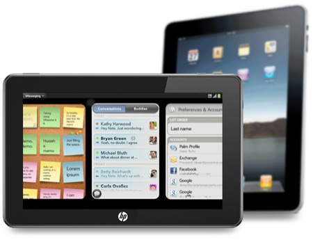 webOS Slate - like the iPad?