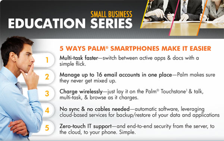 HP Small Business newsletter