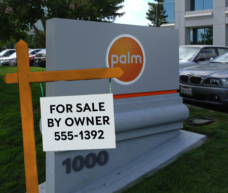 Palm for sale?