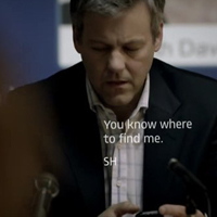 Palm Pre on Sherlock