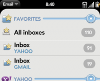 Email - All Inbox folders