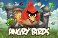 Angry Birds, by Rovio Mobile