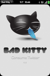 Bad Kitty, by SuperInhuman Industries