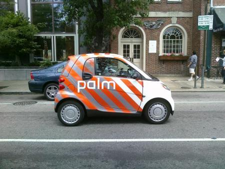 Palm-mobile