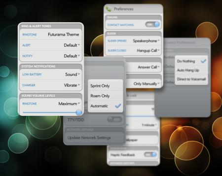 Advanced Configuration for System Preferences