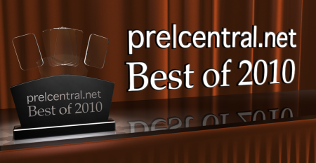 PreCentral.net Best of 2010 Awards