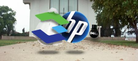 HP snatches 3PAR from Dell