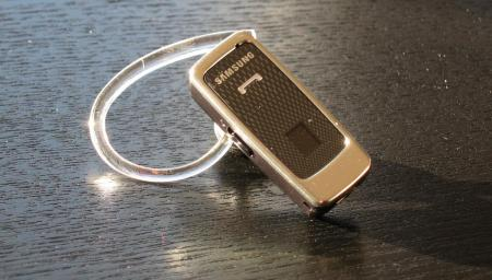 Samsung WEP870 Convertible Bluetooth Headset