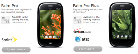 Pre and Pixi getting webOS 2.0 too
