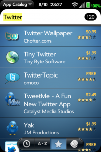 App Catalog search, now more relevant!