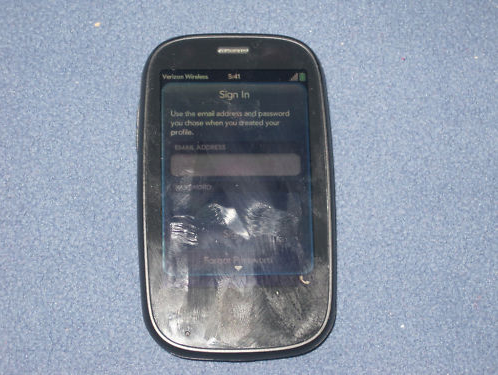 Verizon Palm Pre 2 on eBay
