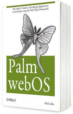 Palm webOS - The Book