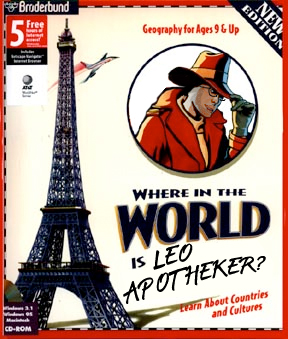 Where in the world is Leo Apotheker?